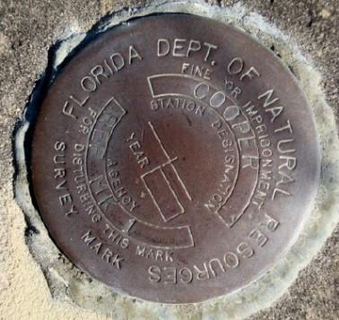 Benchmark disk