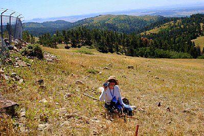 Geocaching in Wyoming
