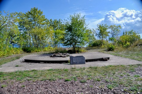 Ground Zero for the Keweenaw geocache