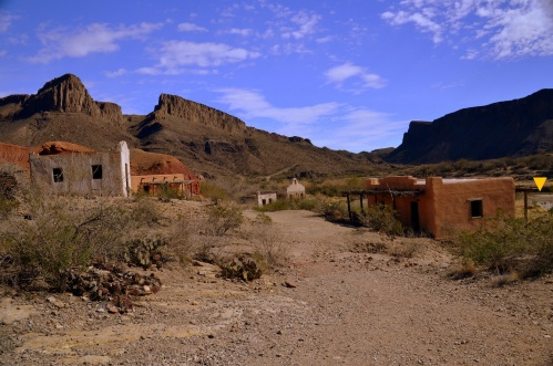 Hollywood Comes to Big Bend Country