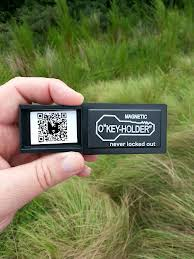 Munzee in a geocache
