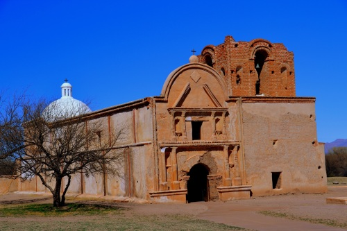 Tumacacori Chapel