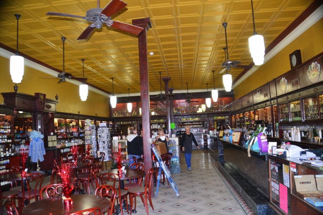 Vintage Vanilla, Albany, TX