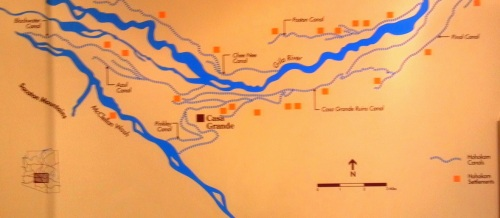 Sonoran canal system