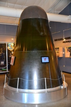Warhead of a Titan II ICBM