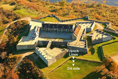 Fort Ticonderoga