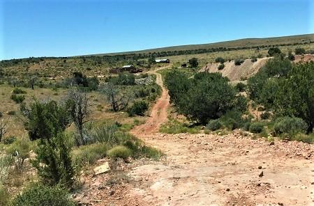 Grand Gulch Mine in the Arizona Strip